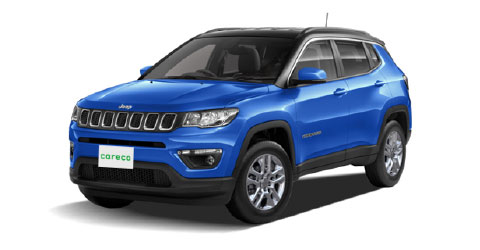 <Jeep「Compass Safety Edition」>